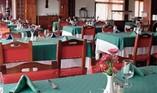 Restaurant  del Hotel Rancho Hatuey, Cuba