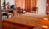 Hotel Rancho Hatuey room, Cuba