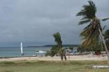 Playa del hotel Rancho Luna, Cienfuegos, Cuba
