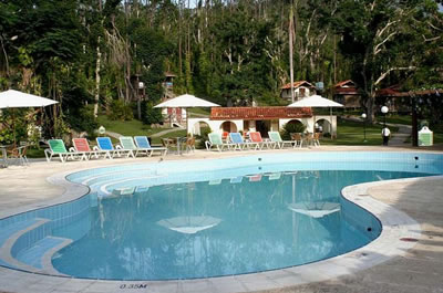 Hotel Rancho San Vicente Pool