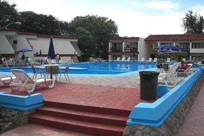 Pool of hotel San Juan