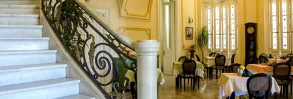Hotel San Miguel restaurant,Old Havana hotels