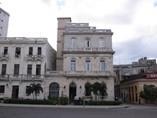 Fachada del  Hotel San Miguel, La Habana, Cuba
