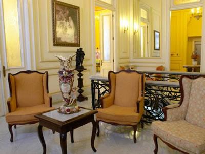 Hotel Palacio De San Miguel Lobby
