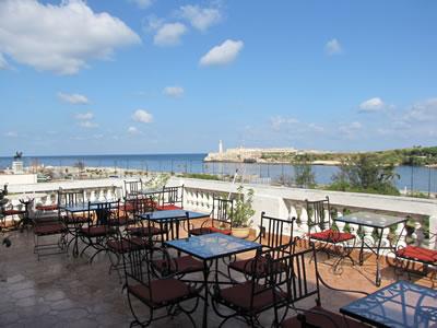 Hotel  San Miguel Restaurant,Old Havana Hotel