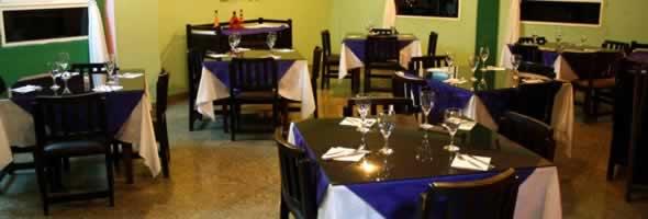 Restaurant del Hotel Santa Clara Libre, Cuba