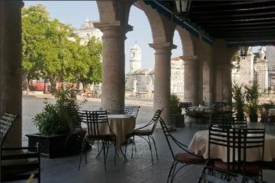 Hotel Santa Isabel Restaurant