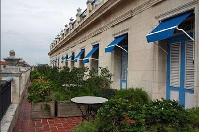 Hotel Santa Isabel RoofGarden