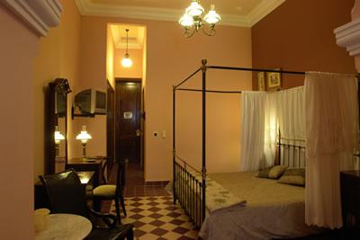 Hotel Santa Isabel Room