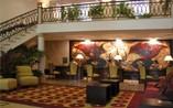 Hotel Saratoga Lobby