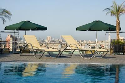 Hotel Saratoga Pool