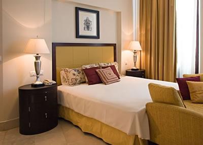 Hotel Saratoga Habitacion