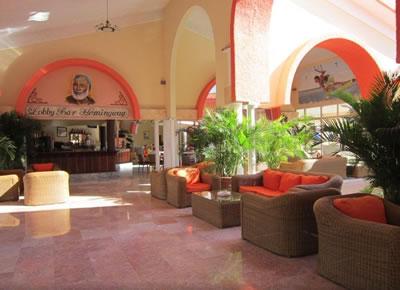 Hotel Sercotel  Club Cayo Guillermo lobby,Cuba