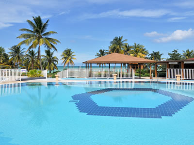 Hotel Sercotel  Club Cayo Guillermo pool