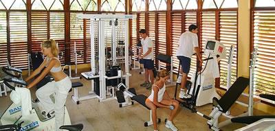 Hotel Sol Cayo Santa Maria Gym