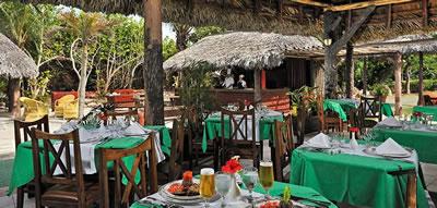 Hotel Sol Cayo Santa Maria Restaurante
