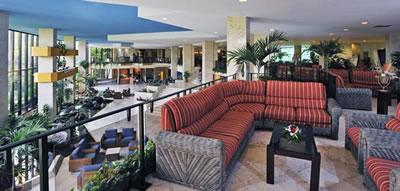 Hotel Sol Palmeras Lobby