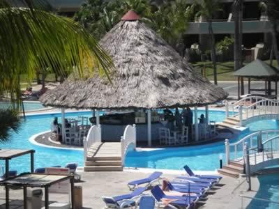 Hotel Sol Palmeras Piscina
