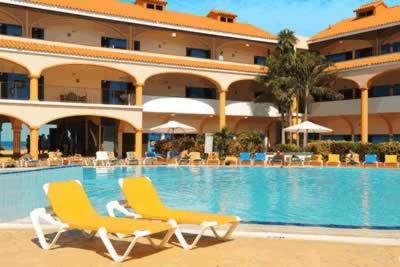 Piscina del Hotel Starfish 4 Palmas, Varadero
