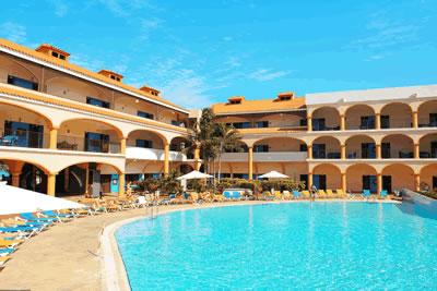 Hotel Mercure 4 Palmas Piscina