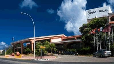Fachada del Hotel Starfish 4 Palmas, Varadero