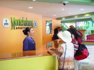 Hotel Starfish Montehabana - Apart Hotel reception