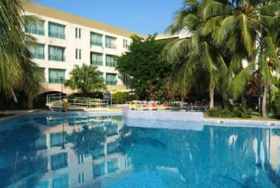 Piscina del Hotel Starfish Varadero, Cuba