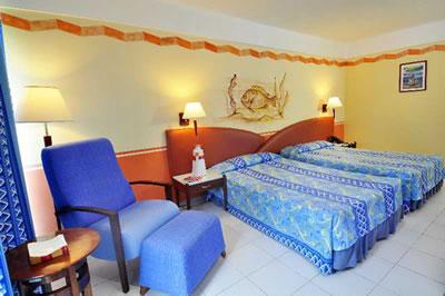Habitación del Hotel Starfish Varadero, Cuba
