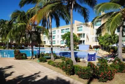 Vista interna del Hotel Starfish Varadero, Cuba