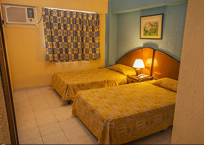 Hotel Sunbeach Standard Room