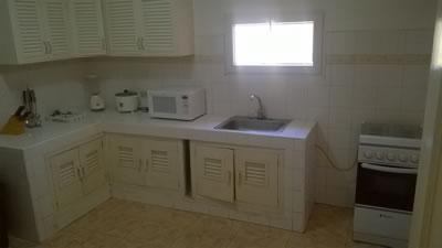 Hotel Residencial Tarara Kitchen