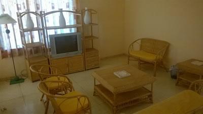Hotel Residencial Tarara Habitacion