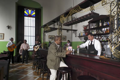 Hotel Tejadillo Bar