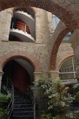 Hotel Telegrafo Escaleras