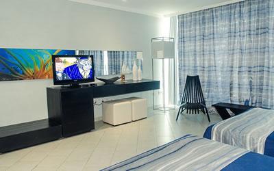 Hotel Terral Room