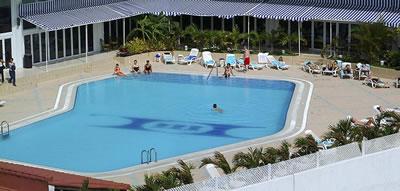 Hotel Tryp Habana Libre Pool