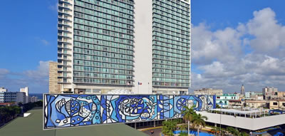 Hotel Tryp Habana Libre View