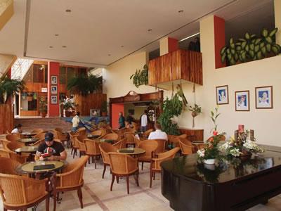 Hotel Tuxpan Bar