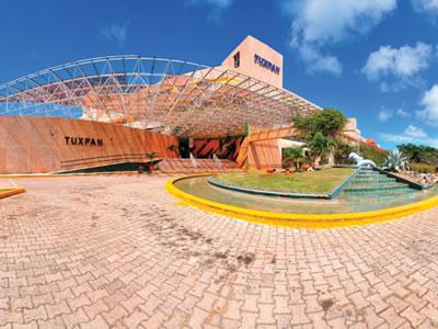 Hotel Tuxpan Fachada