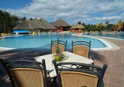 Hotel Tuxpan Piscina