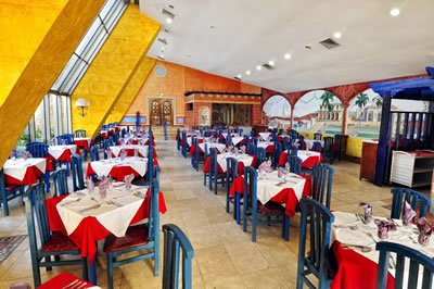 Hotel Tuxpan Restaurante
