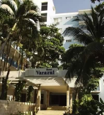 Hotel Varazul Fachada
