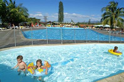 Hotel Versalles Pool