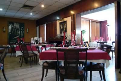 Restaurante del Hotel Victoria