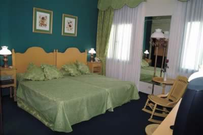 Habitación del Hotel Victoria