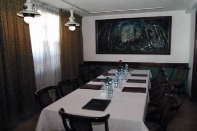 Sala de Reuniones del Hotel Victoria