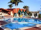 Piscina del hotel Villa Don Lino, Holguín, Cuba