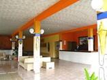 Hotel Villa Don Lino lobby, Holguin Hotels, Cuba