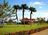 Vista del hotel Villa Don Lino