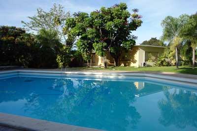 Piscina  del Hotel Villa Gaviota Santiago de Cuba